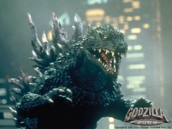 Godzilla 2000 - Millennium - screenshot 1