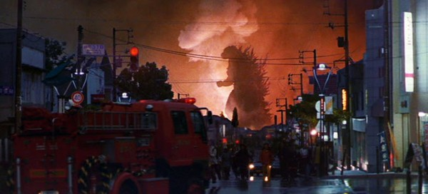 Godzilla 2000 - Millennium - screenshot 3
