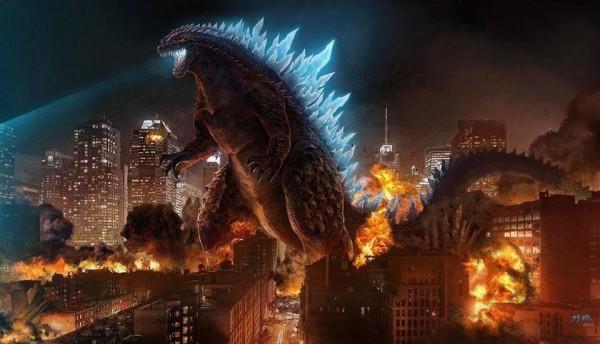 Godzilla - fan poster 2