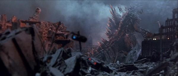 Godzilla - Tokyo SOS - screenshot 2
