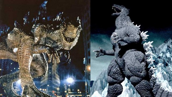 Godzilla - USA vs Japan