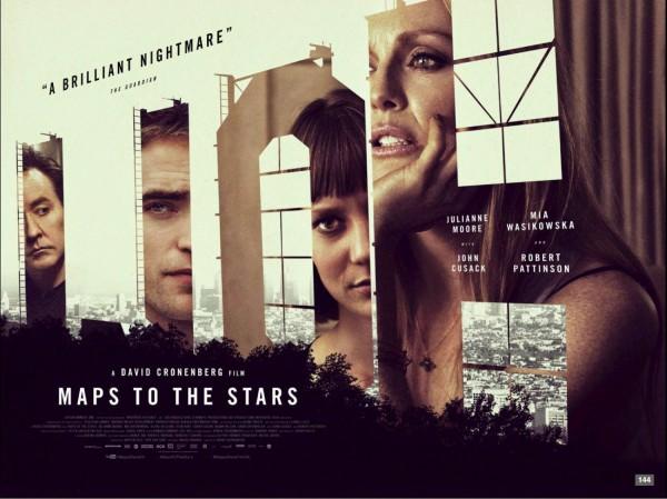 Mapas para as Estrelas - Poster 2