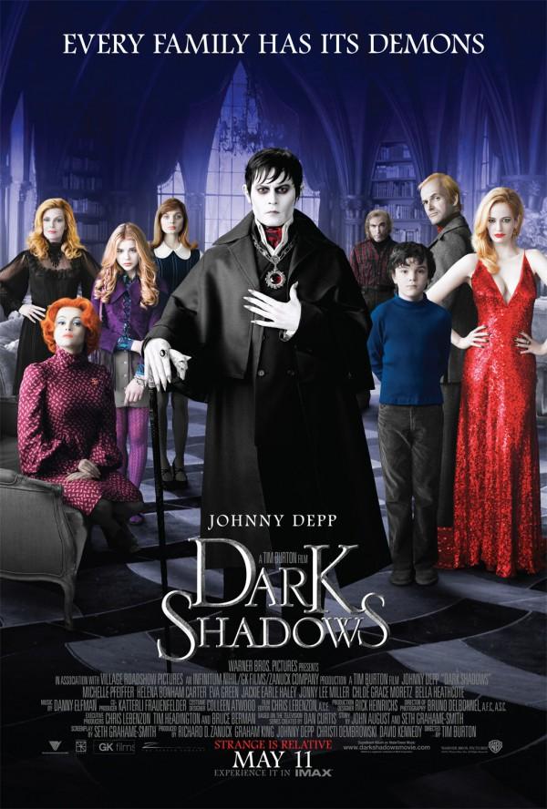 Sombras da Escuridão - Poster 1