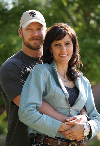 Chris Kyle & Taya - American Sniper - Photo 2