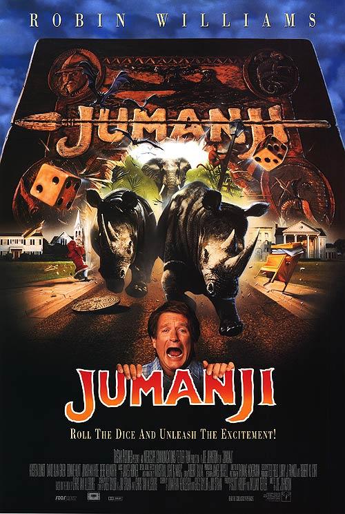 Jumanji - Poster 3