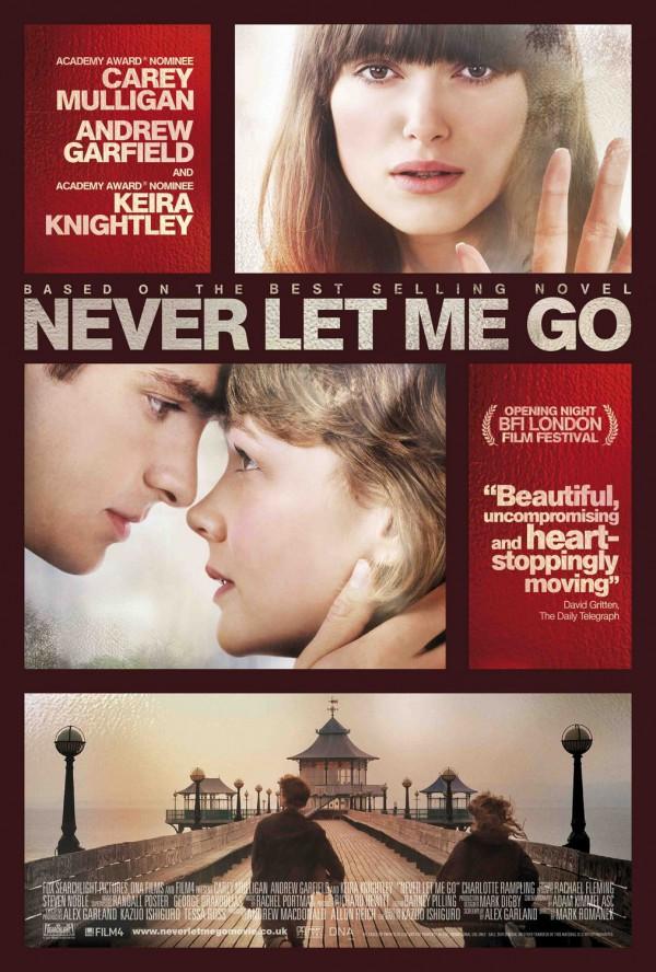Nunca Me Deixes  - Poster 2