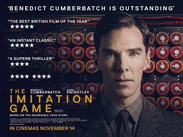 O Jogo da Imitação  - Poster 4
