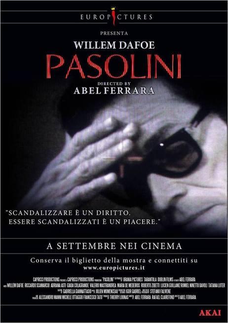 Pasolini - Poster 2