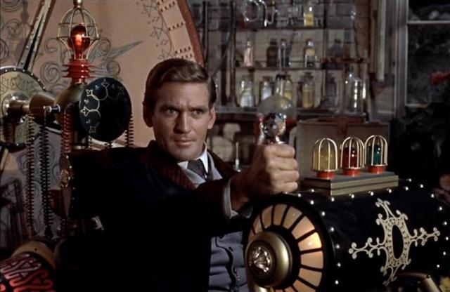 Rod Taylor - The Time Machine - Photo 1