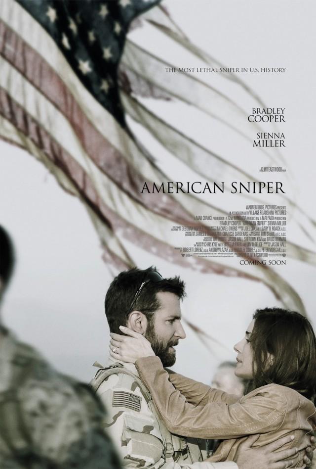 Sniper Americano - Poster 3