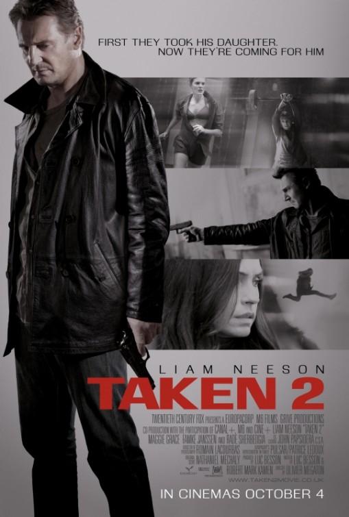 Taken 2 - Poster 5