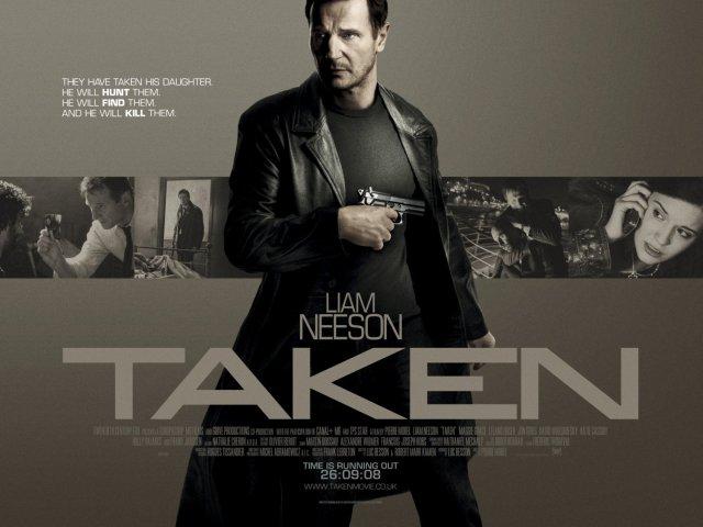 Taken - Poster 4