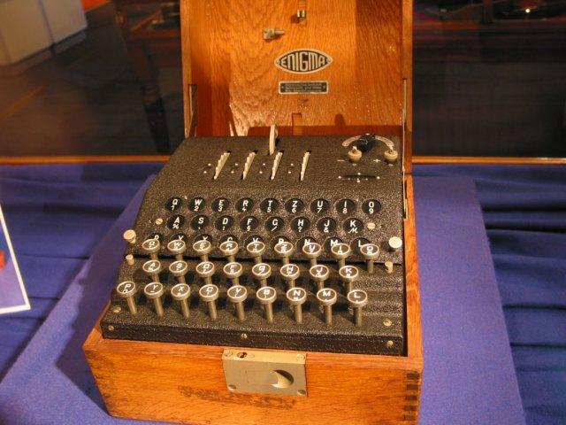 The Enigma Machine - Photo 1