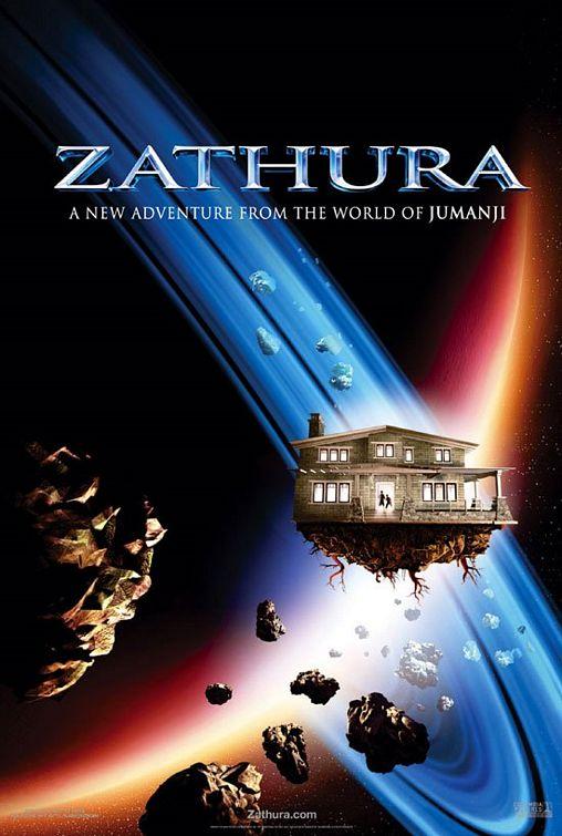 Zathura - Poster 1