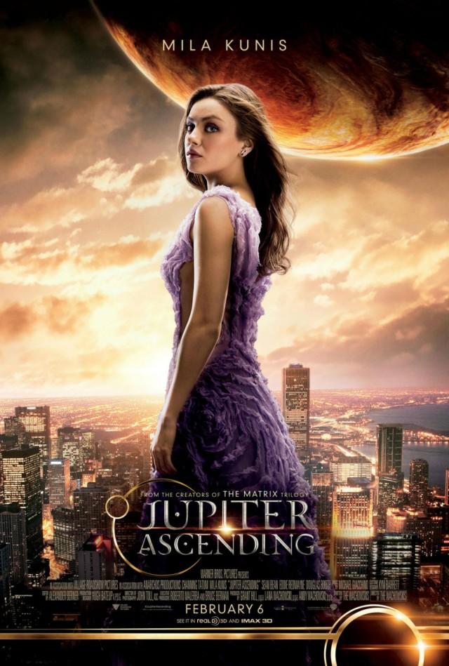 A Ascensão de Júpiter - Poster 6