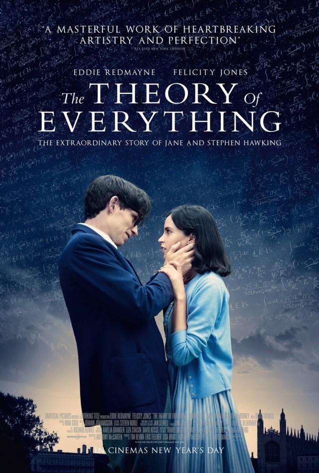 A Teoria de Tudo - Poster 2