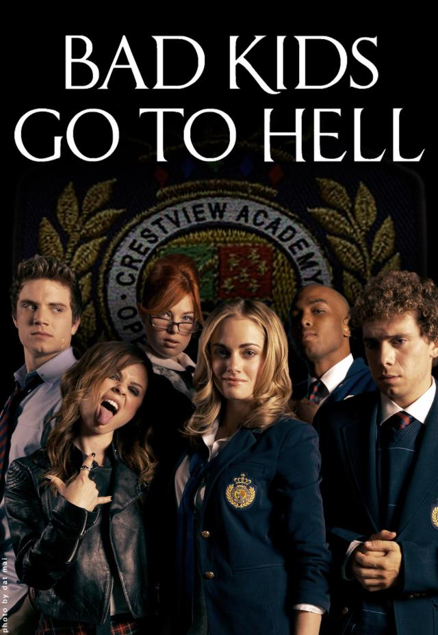 Bad Kids Go to Hell - Poster 1