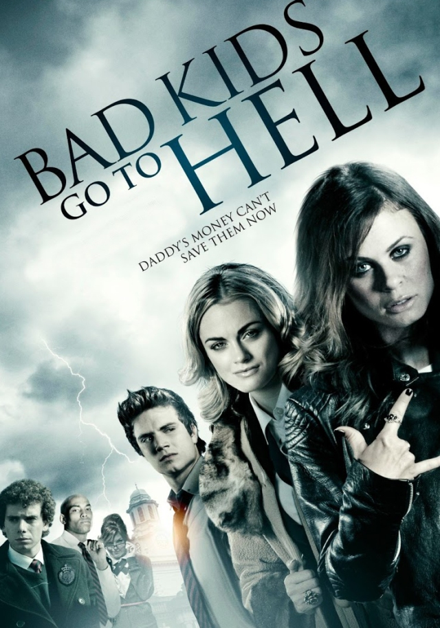 Bad Kids Go to Hell - Poster 2