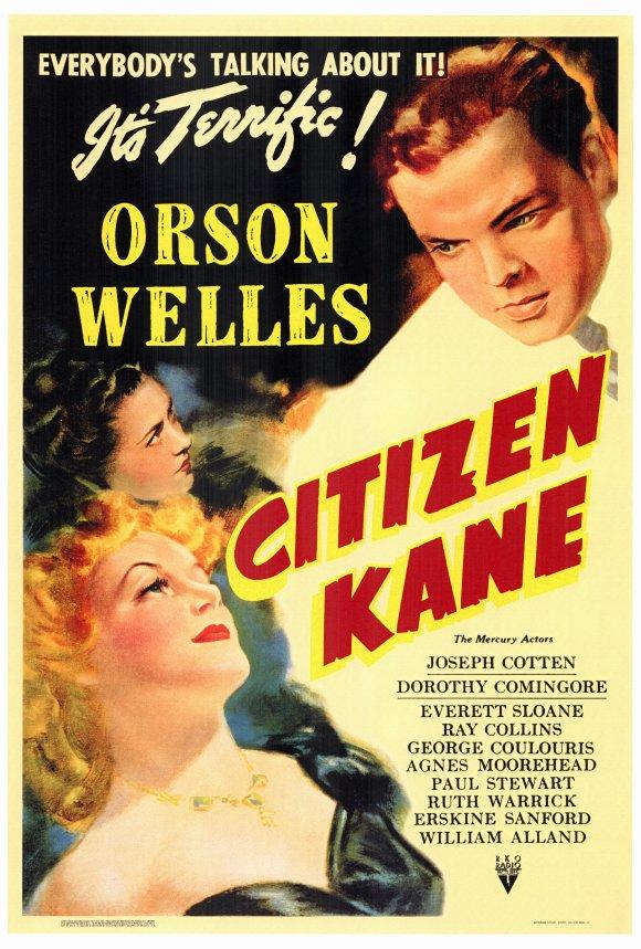 Citizen Kane - O Mundo a Seus Pés - Poster 1