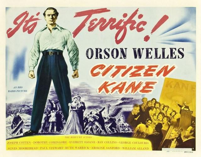 Citizen Kane - O Mundo a Seus Pés - Poster 2 (1)
