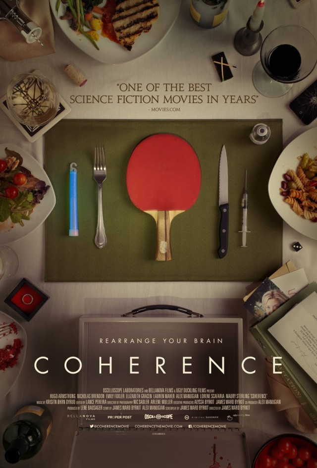 Coherence - Poster 1