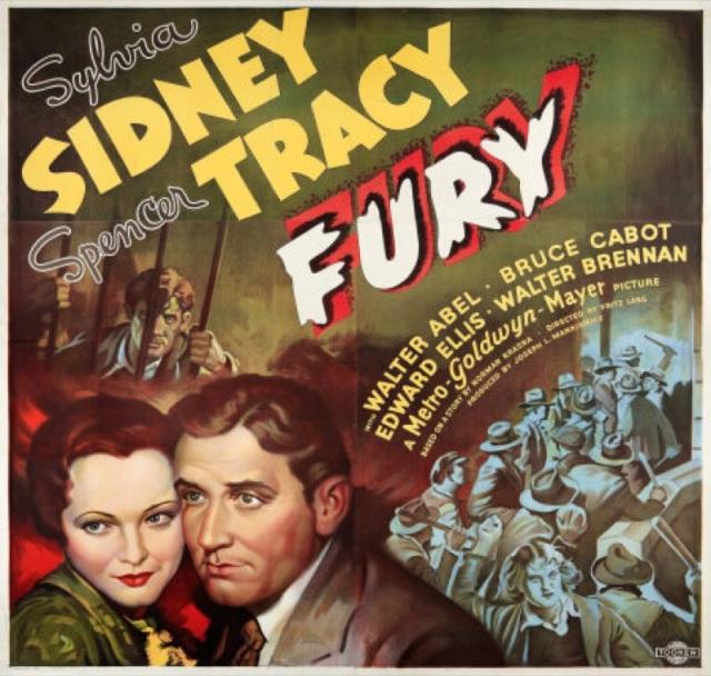 Fúria - 1936 - Poster 6