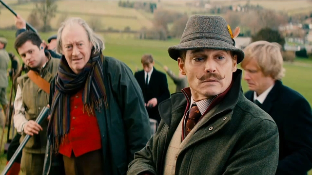 Mortdecai - screenshot 2