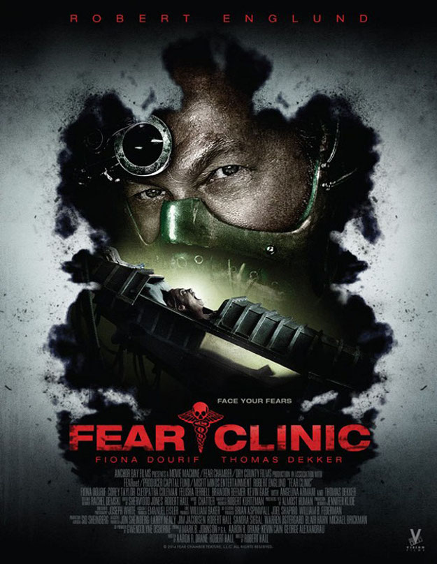 Fear Clinic - Poster 2