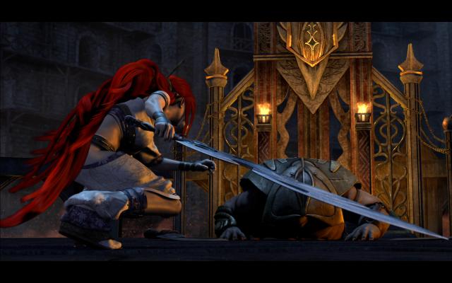 Heavenly Sword - screenshot 2