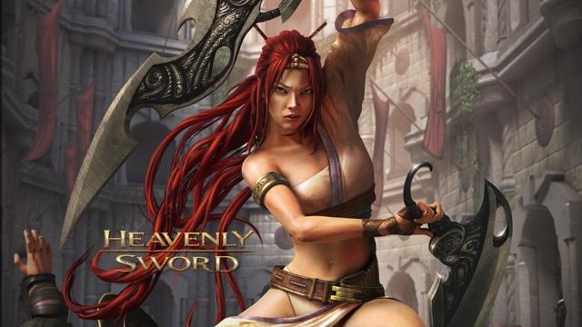 Heavenly Sword - screenshot 4