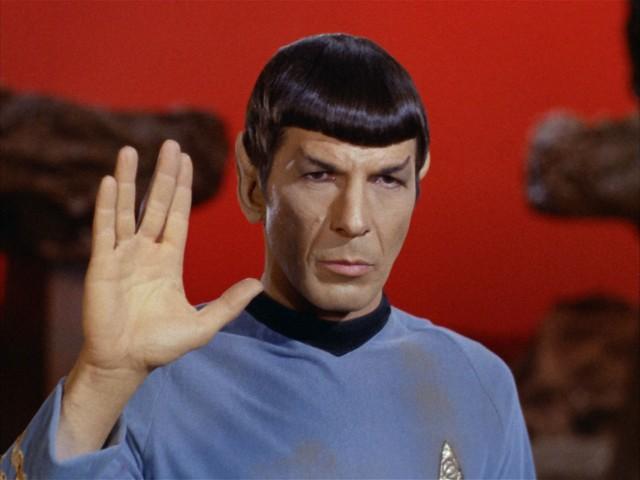 Leonard Nimoy - Mr. Spock - Photo 2