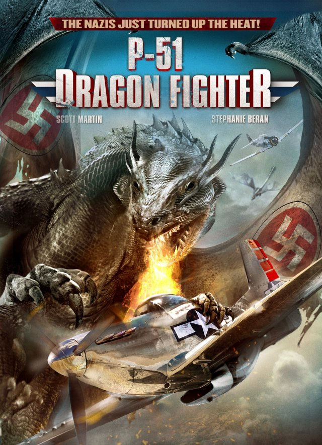 P-51 - Dragon Fighter - Poster 2