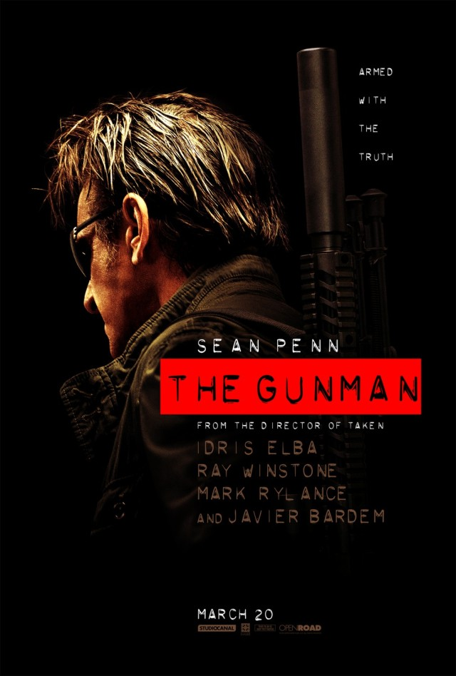 The Gunman - Poster 2