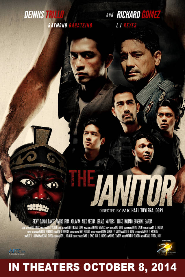 The Janitor - Poster 1