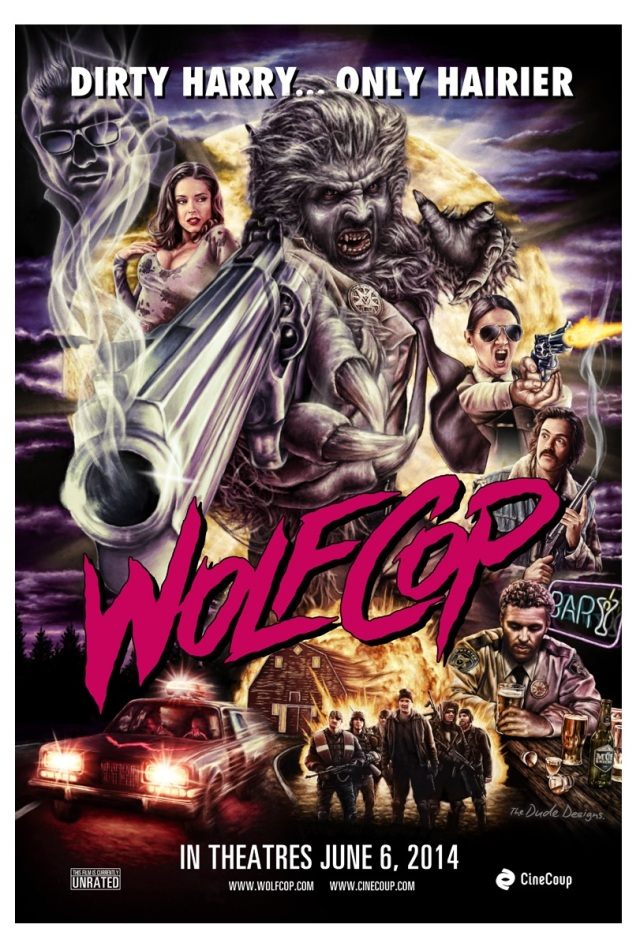 WolfCop - Poster 1
