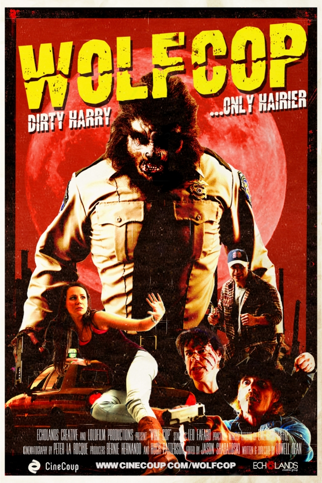 WolfCop - Poster 4