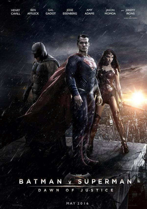 Batman vs Superman - Dawn of Justice - Poster 2