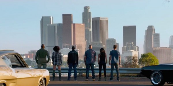 Fast & Furious 7 - screenshot 1