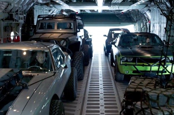 Fast & Furious 7 - screenshot 10