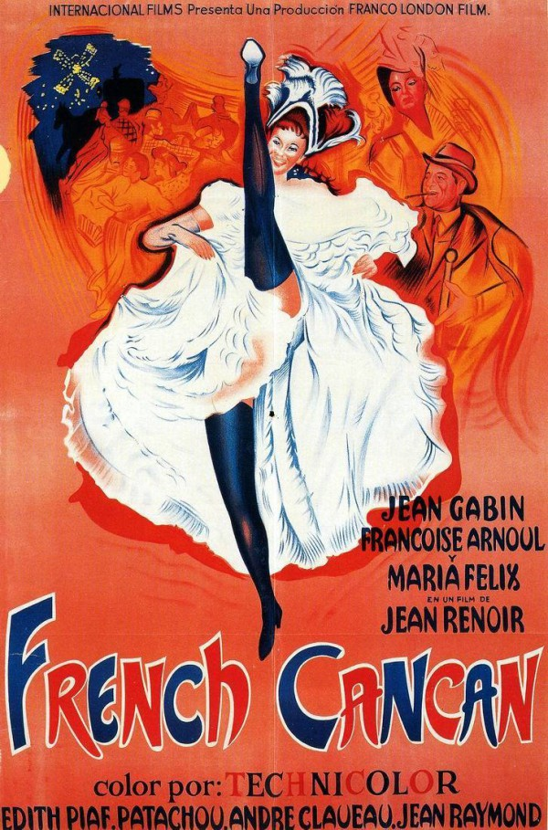 French Cancan - Poster 3