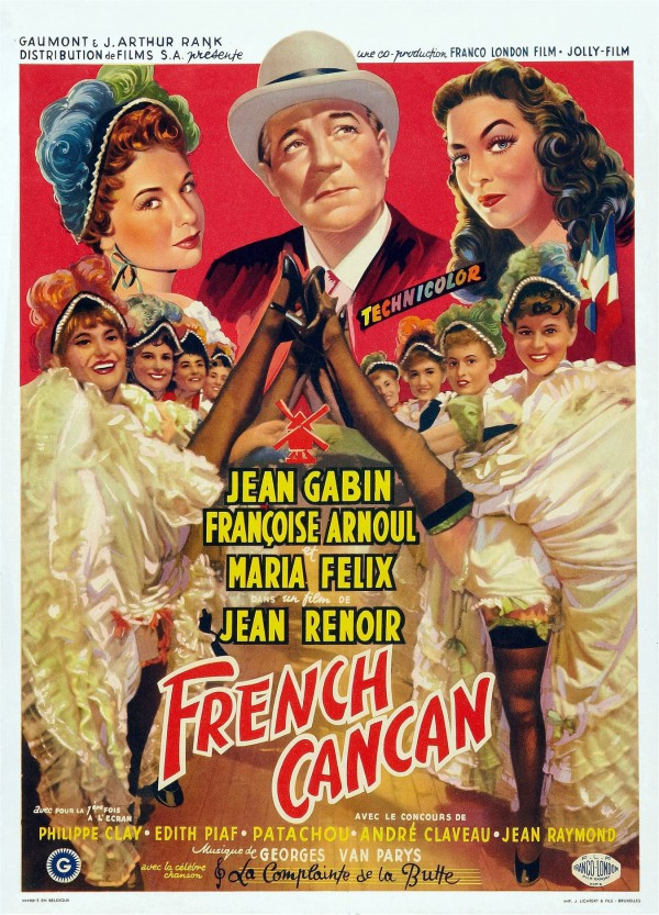 French Cancan - Poster 4