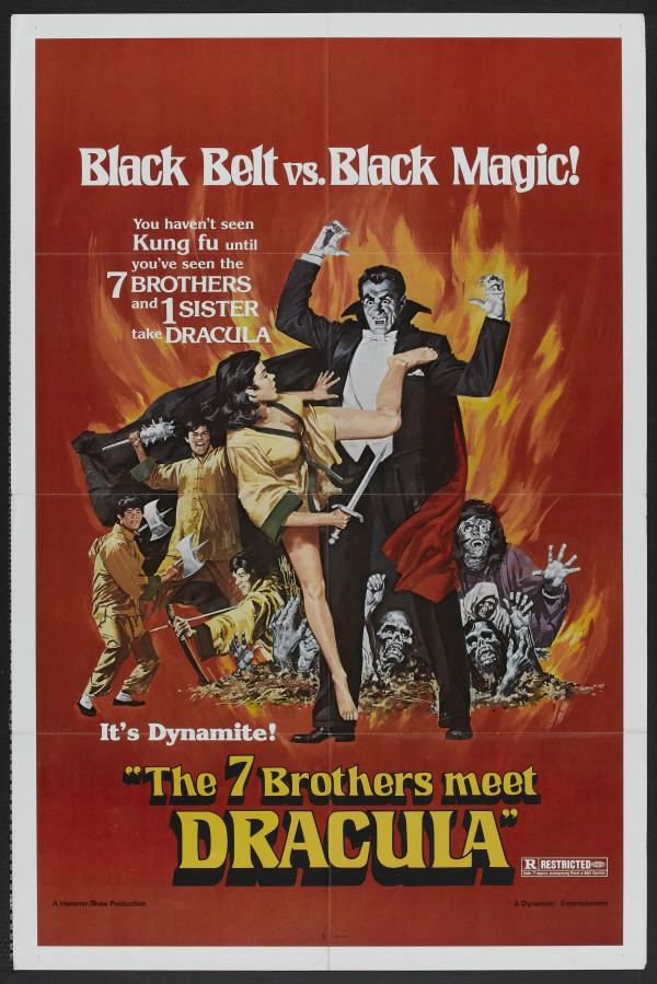 Kung Fu contra os 7 Vampiros de Ouro - Poster 5