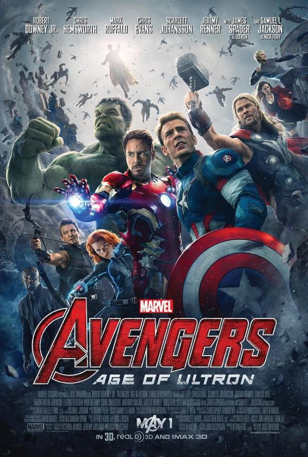 Os Vingadores - A Era de Ultron - Poster 11