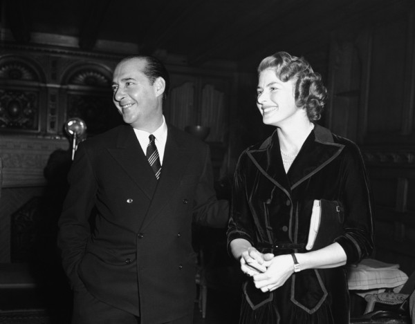 Roberto Rossellini & Ingrid Bergman – Photo 4