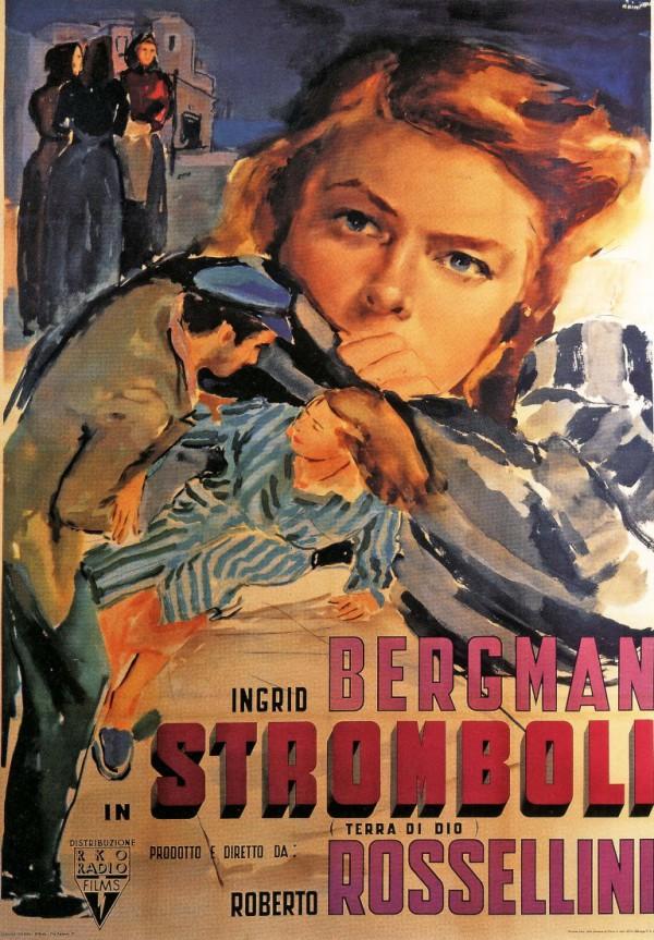 Stromboli - Poster 1