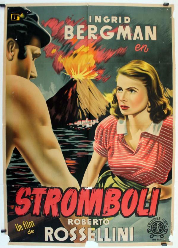 Stromboli - Poster 2