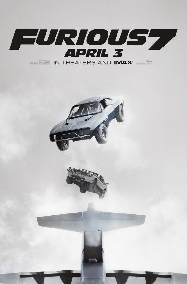 Velocidade Furiosa 7 - Poster 5
