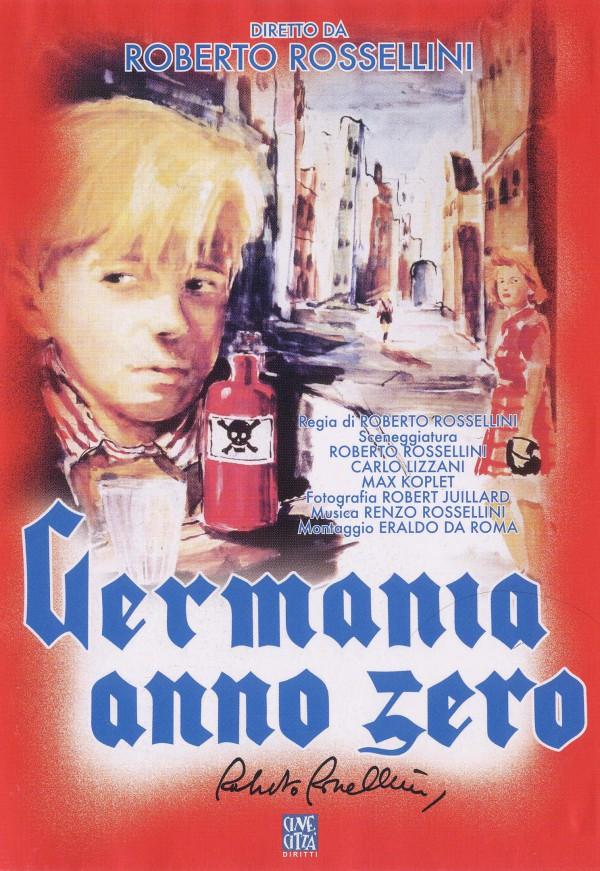Alemanha, Ano Zero - Poster 5