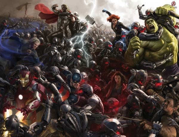 Avengers - Age of Ultron - Poster 1