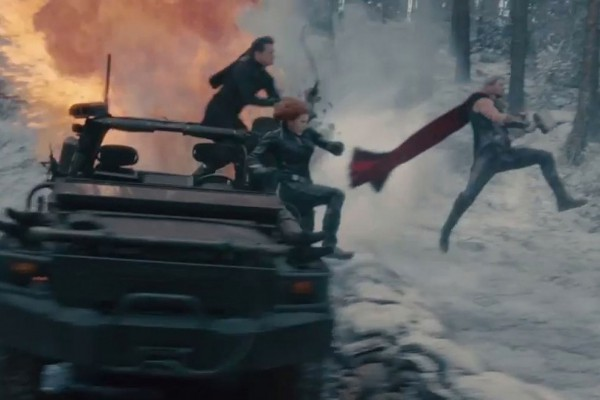 Avengers - Age of Ultron - screenshot 12